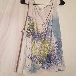Fashion Bug - Butterfly Print Top